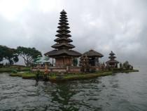 Bali ja templid. Pura Ulun Danu Beratan