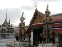Bangkok, Wat Pho ja Grand Palace
