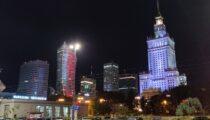 Seiklusreis Poola ja tagasi – Varssavi